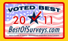 Best of Surveys: 2011